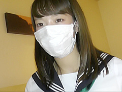 Full First Shot Uniform Raw Saddle Sex Experience Is Only Three Times 18 Year Old Real Lady Ubu Girl Who Still