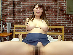 Crazy porn video MILF hottest only for you