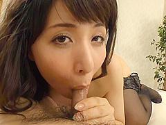 Asian with a big ass and sexy black panties