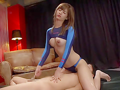 Amazing Japanese slut Nozomi Aso in Fabulous couple, college JAV movie