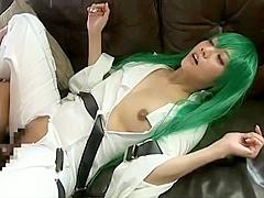 CODE GEASS Cosplay sex