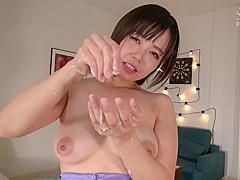 Amazing porn clip Handjob check show