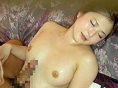 Exotic adult scene Brunette exotic just for you