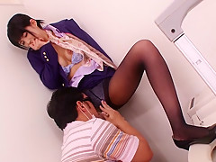 Best Japanese model Nozomi Aso in Fabulous hidden cams, public JAV clip