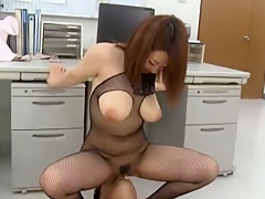 Chika Kitano in Busty Student Sporty Sex