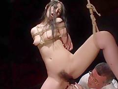 Best Japanese slut Hitomi Shirai in Hottest bdsm, masturbation JAV movie