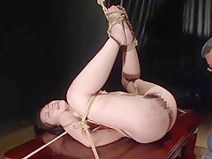 Best Japanese model Hitomi Shirai in Fabulous masturbation, dildos/toys JAV scene