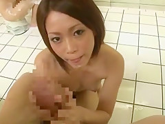 Incredible Japanese model in Best JAV movie