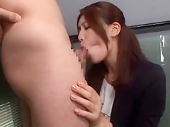 Hottest Japanese whore Reina Fujii in Amazing Blowjob/Fera JAV video