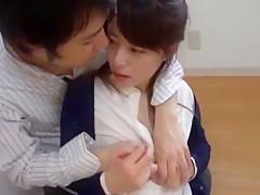 Crazy Japanese girl Kaede Mizumoto, Aika Suzuki, Riona Minami in Best Fingering JAV scene
