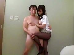 Best Japanese chick Emiri Seo in Exotic Handjobs, Secretary JAV video
