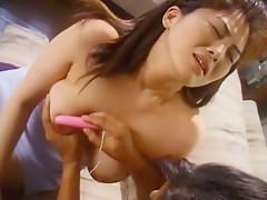 Fabulous Japanese slut Yui Tokui, Miki Mochizuki, Kaori Kyoumoto in Hottest Dildos/Toys, Big Tits JAV clip