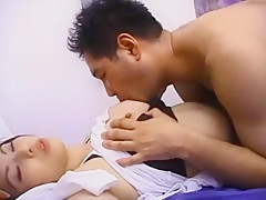Crazy Japanese chick Miki Mochizuki, Yui Tokui, Kaori Kyoumoto in Incredible Fetish JAV movie