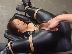 Hottest Japanese whore Shelly Fujii in Crazy BDSM, Masturbation/Onanii JAV clip