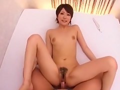 Best Japanese whore Yuuki Makoto in Hottest Doggy Style, Big Dick JAV clip
