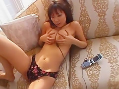 Hottest Japanese model Yua Aida in Horny Solo Girl, Big Tits JAV clip
