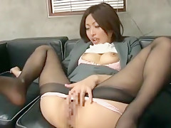 Horny Japanese girl Miwako Yamamoto in Best Cunnilingus, Hardcore JAV video