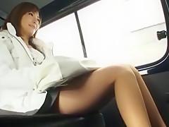 Hottest Japanese girl Riona Suzune in Exotic POV JAV scene