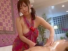 Best Japanese girl Kyouko Maki, Ren Hasumi, Nao Mizuki in Horny Fingering, College/Gakuseifuku JAV clip