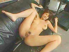 Fabulous Japanese chick Azusa Ayano in Best Hardcore, Doggy Style JAV scene