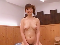 Crazy Japanese model Sae Takaoka in Incredible Massage, Big Tits JAV scene