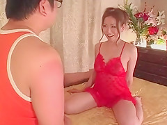 Amazing Japanese whore Emi Harukaze in Incredible Masturbation/Onanii, Facial JAV video