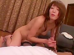 Incredible Japanese whore in Best Cunnilingus, Handjobs JAV movie