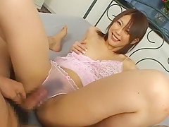 Fabulous Japanese model Miyu Misaki in Incredible JAV video