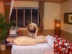 Crazy Japanese slut Masaki Tadano, Sakurako Kagami in Best Massage, Cumshots JAV video