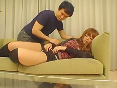 Exotic Japanese slut Chiri Takano, Roa Sumikawa, Kairi Uehara in Amazing Cunnilingus JAV scene