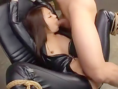 Fabulous Japanese chick Shelly Fujii in Amazing Fingering, BDSM JAV movie