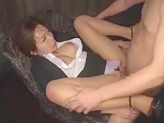 Crazy Japanese whore Miwako Yamamoto in Best Hardcore JAV scene
