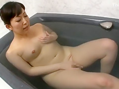 Fabulous Japanese slut Sorami Haga, Mio Fujii in Incredible Masturbation/Onanii, Small Tits JAV clip