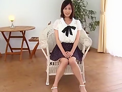 Incredible Japanese girl Maki Motoi in Crazy Small Tits, Solo Girl JAV scene
