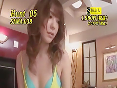 Crazy Japanese model Nao Nazuki in Hottest Stockings/Pansuto, Lingerie JAV movie
