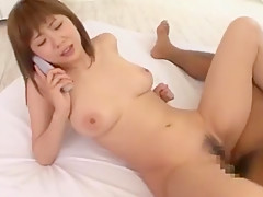 Fabulous Japanese girl Yuma Asami in Exotic Cunnilingus, Phone JAV scene