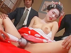 Amazing Japanese girl in Hottest Doggy Style JAV scene