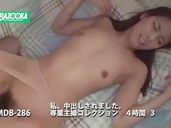 Horny Japanese slut Yuka Hashimoto in Best JAV clip