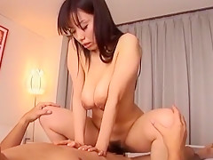 Fabulous Japanese slut Hina Hanami in Horny Big Tits JAV clip