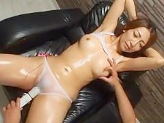 Fabulous Japanese chick Kyoko Kashii in Best BDSM, Fetish JAV video