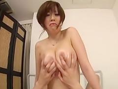 Hottest Japanese model Rio Hamasaki, Saki Tsuji in Crazy JAV clip