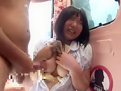 Best Japanese girl in Fabulous Reality, Public JAV clip
