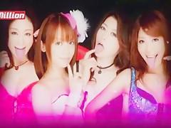 Horny Japanese slut Shelly Fujii in Hottest JAV clip