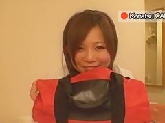 Exotic Japanese model Aozora Konatsu in Incredible Solo Girl, Masturbation/Onanii JAV clip