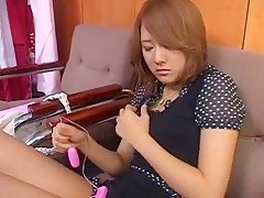 Best Japanese slut Koyuki Sakura in Fabulous Voyeur, Masturbation/Onanii JAV video