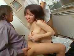 Crazy Japanese slut Yui Hinata in Fabulous JAV clip
