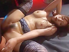 Best Japanese girl Ai Sayama in Amazing Dildos/Toys, Gangbang JAV movie