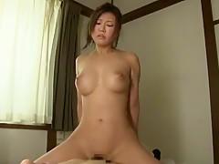 Horny Japanese chick Yuu Shinohara in Best POV, Fingering JAV scene