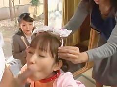 Amazing Japanese slut Mika Osawa in Fabulous Blowjob/Fera, Facial JAV video