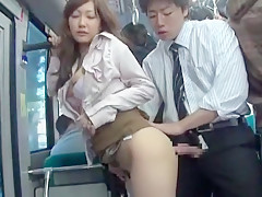 Exotic Japanese girl Nana Shiboku, Misaki Akino, Sena Sakura in Best Outdoor JAV video
